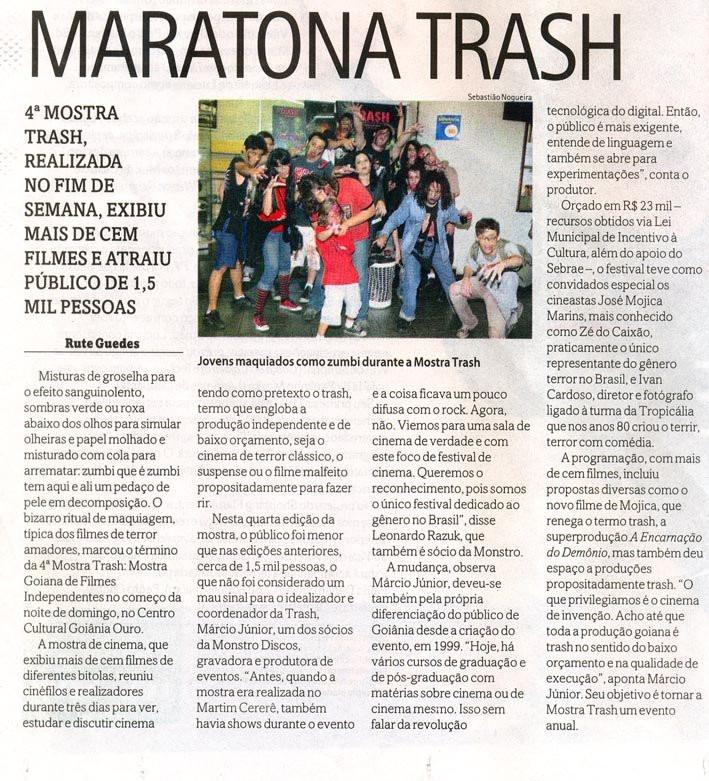 O Popular - Magazine - 23 de setembro de 2007
