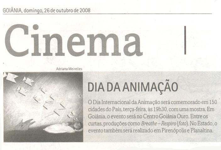 O Popular - Magazine - 26 de outubro de 2008