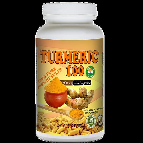 Turmeric 100