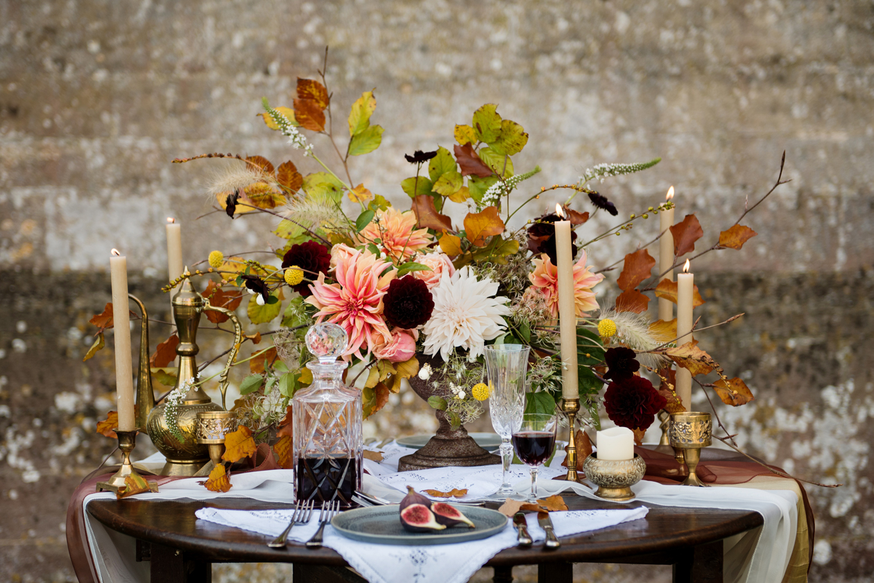 Autumn Wedding styled shoot