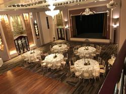 Ballroom at the Sheraton Grand