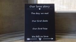first kiss blackboard x2