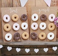 Small donut boards for 18 donuts