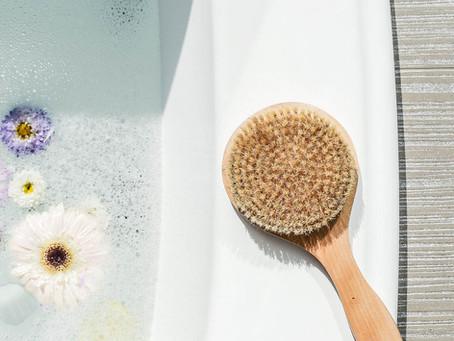 Dry Brushing - Goodbye Cellulite (und so viel mehr)