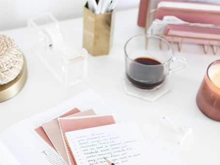 How to crush your TO DO list - Meine 3 Top  Tipps