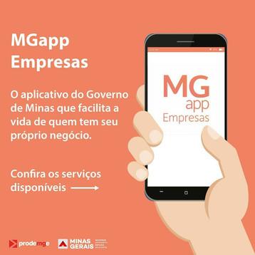 MGapp em nova versão para empresários