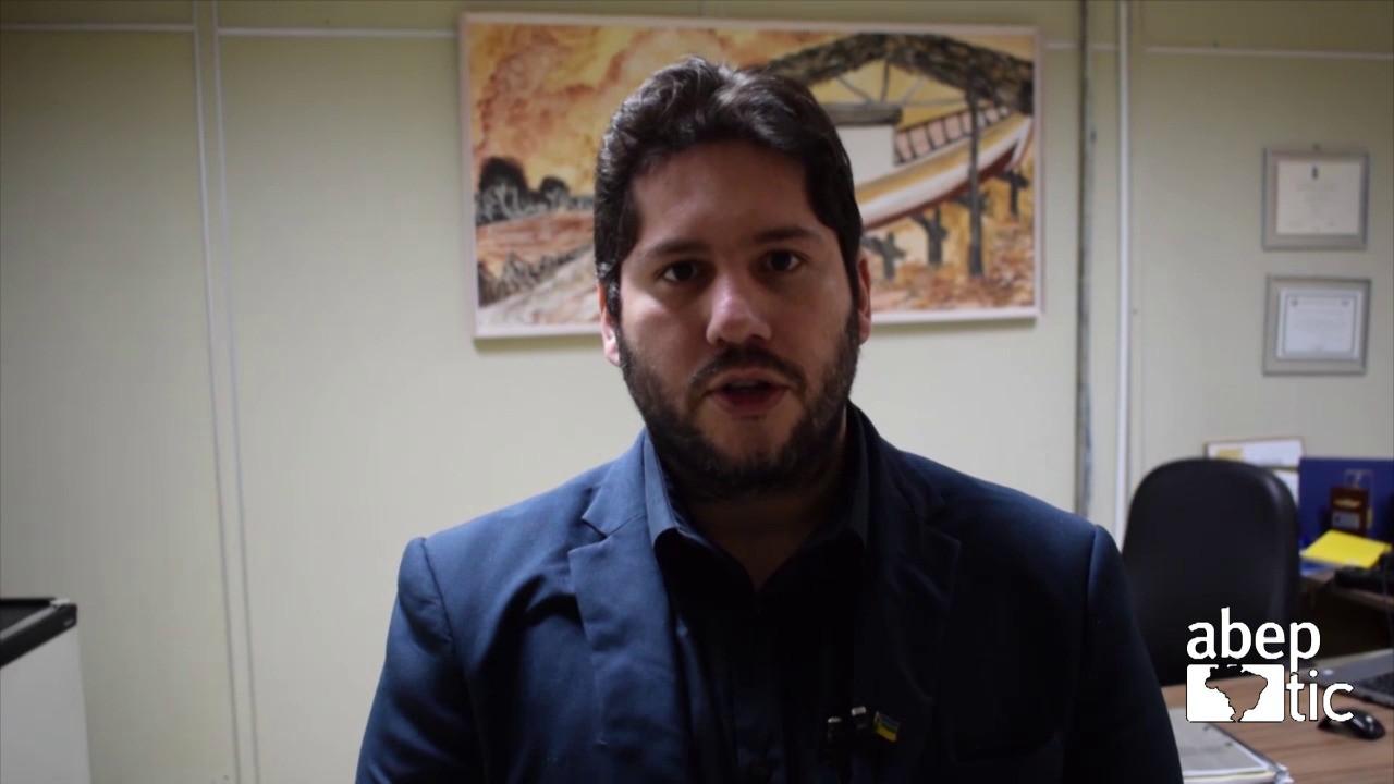 Lutiano Silva, presidente da ABEP, conta os projetos da entidade para o ano que vem