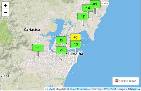 Meio Ambiente: APP informa qualidade do ar no ES