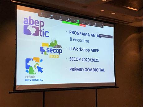 Em evento, ABEP-TIC nuncia agenda para 2021