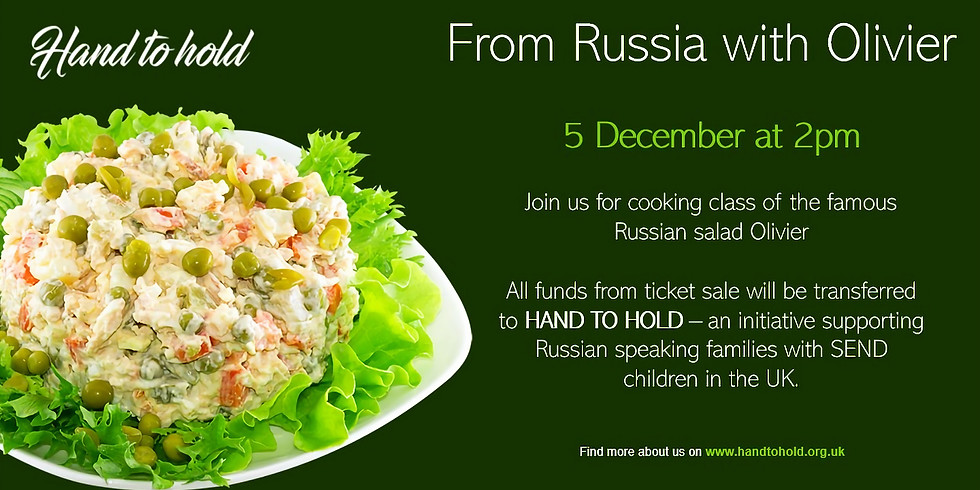 Free Russian Salad Cookery class