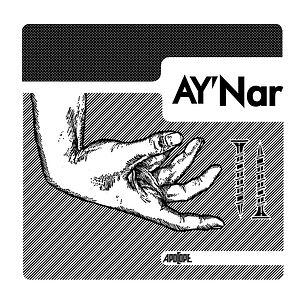 couverture Album CD AY'NAR