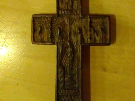 …nimm dein Kreuz und geh hinter mir her… (Mk 8,34)