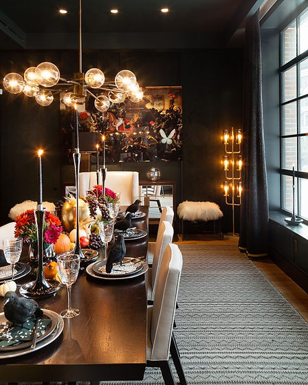 Holiday House Soho Black Friday Dining R