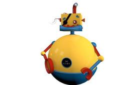 LE ROBOT FLINT