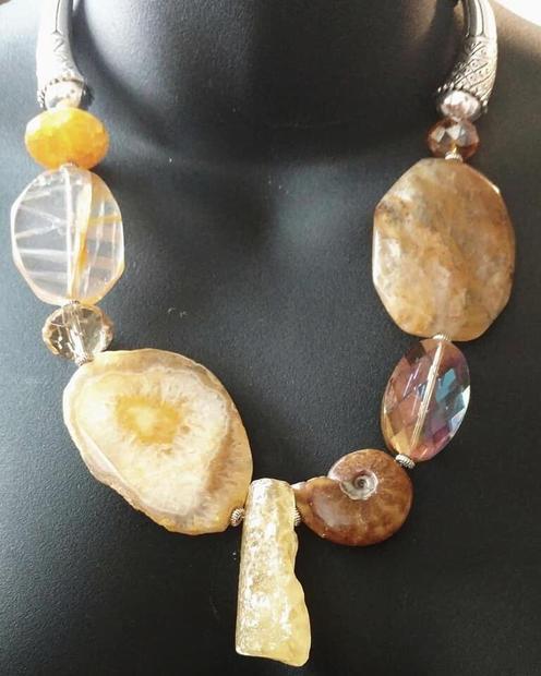 10. Amber/Ammonite