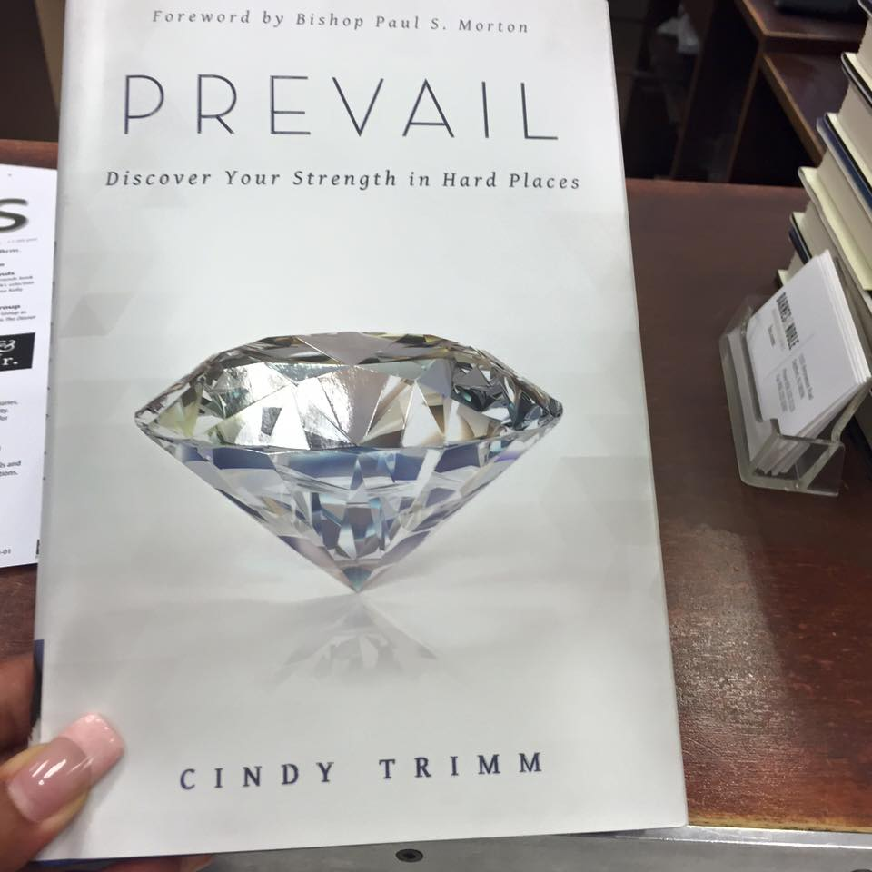 Prevail is such a great read.