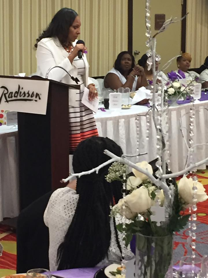 Guest Speaker for 100 Ladies for Tea
