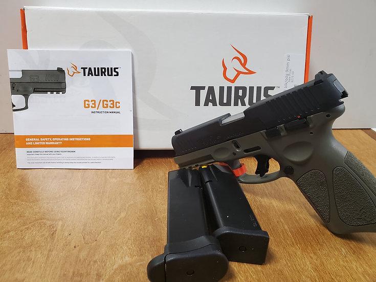 Taurus G3 9mm OG/BLK
