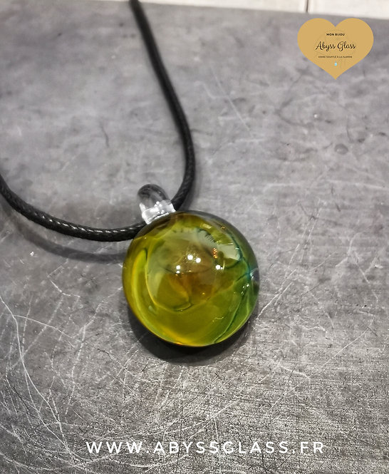 Pendentif Abyss Glass