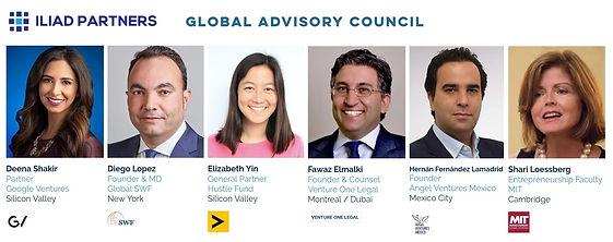 Iliad Partners Blog | Global Advisory Council