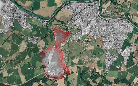Dans le Tarn, les habitants se mobilisent contre l'installation d'une plateforme logistique de 70 000 m2 sur la ZAC des portes du Tarn. Le projet de cette ZAC entraînerait à terme, un bétonnage de 200 hectares de terres agricoles et une atteinte à une centaine d'espèces protégées, notamment un petit rapace, l'Élanion blanc, qui se reproduit sur la zone.