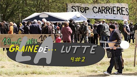 PAS D'AUTOROUTE CASTRES TOULOUSE Stop Carrière Montcabrier 81