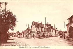 L'hotel de Normandie