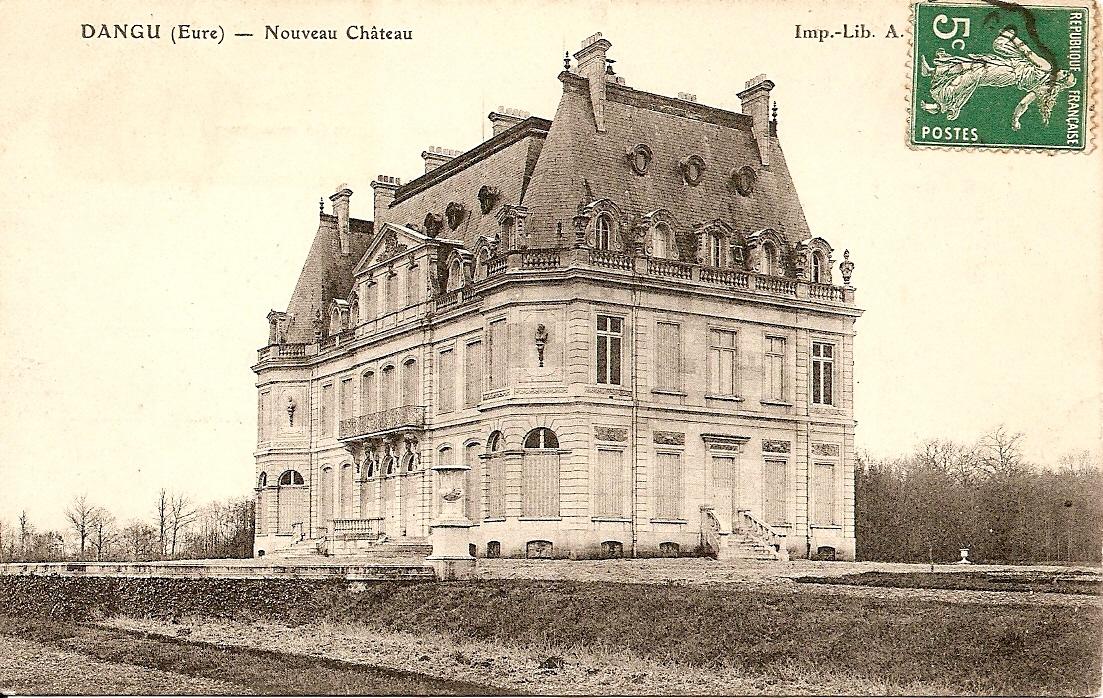 Le nouveau chateau