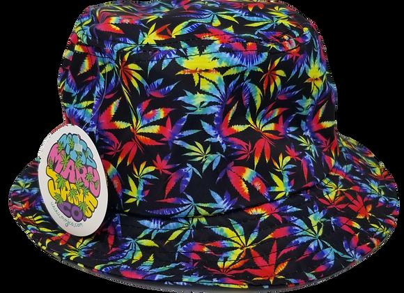 Miss Mary Jane Pot Leaf Hat