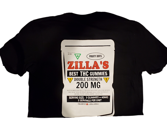 ZILLA'S GUMMY T-SHIRT