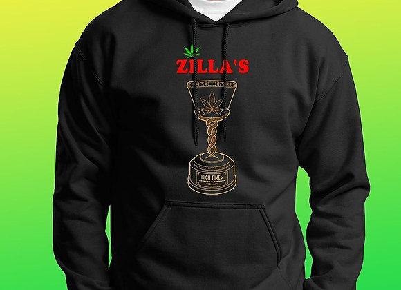 ZILLAS Cannabis Cup Award HOODIE