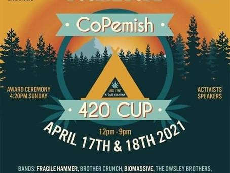 Copemish 420 Cup Event