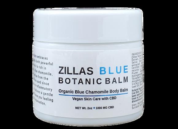 Botanic BLUE Balm (blue chamomile) Calming