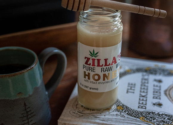 Vanilla White Clover HONEY