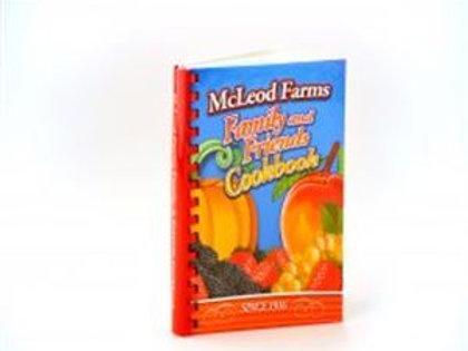 McLeod Family & Friends Cookbook