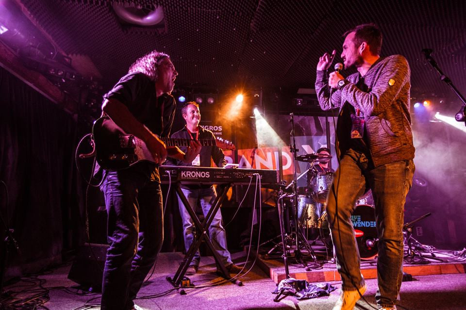 Weekaend im ZAK Jona Trio...