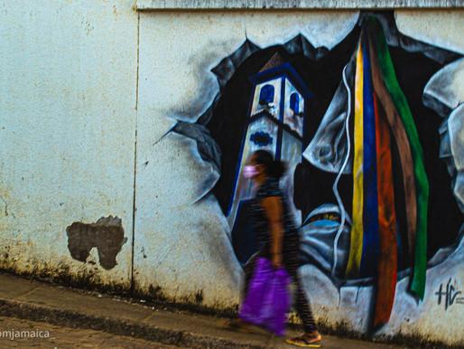 Arte na rua> Lacerda