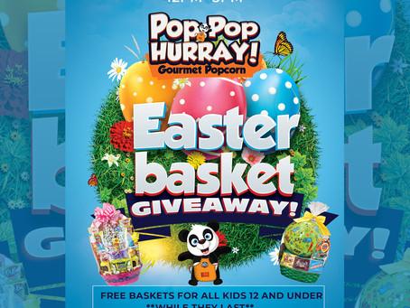 Pop Pop Hurray! Easter Basket Giveaway