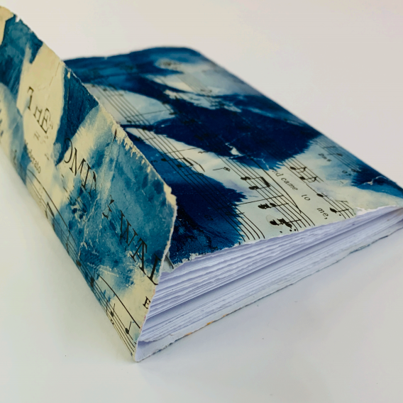 Artist Call Out - An exhibition of artworks created from recycled books