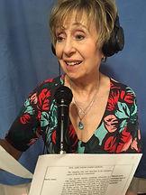 Jenny radio recording.JPG