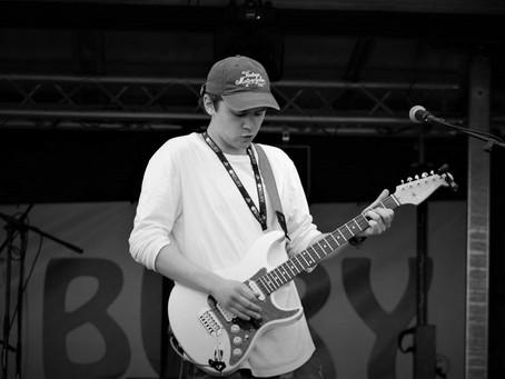 Meet the band - SAM WOMACK