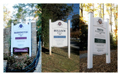 City of Roswell: Historic Site Signs