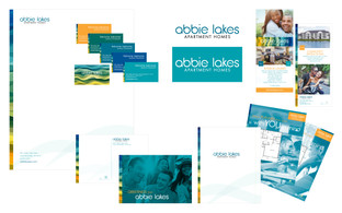 Abbie Lakes: Logo, Branding and Marketing Collateral