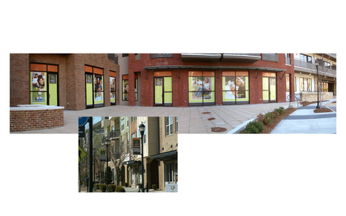Eon: Window Graphics and Pole Banners