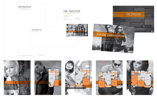 The Preston: Marketing Collateral