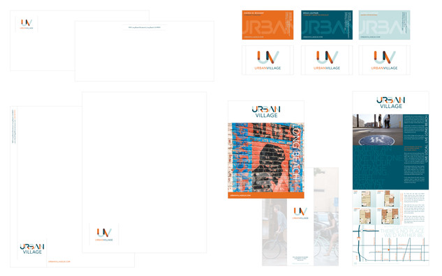 Urban Village: Marketing Collateral