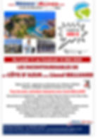 AFFICHE  COTE D'AZUR MAI 2020 avec prix-