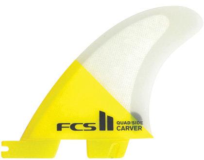FCS II Carver PC Quad Rear Set