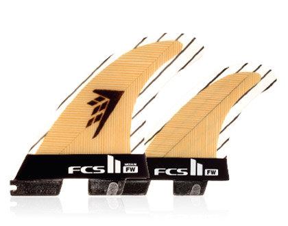 FCS II Firewire PC Carbon Tri-Quad Set