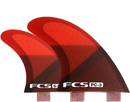 FCS Q-PC3 Quad Set